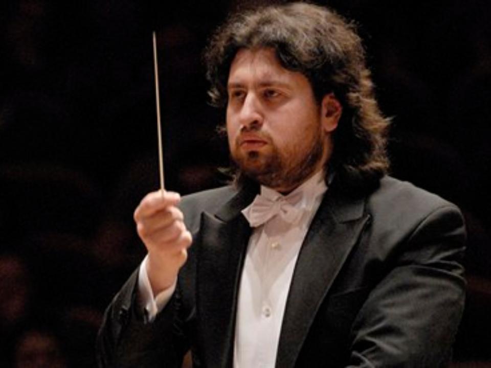 Дирижер из Германии возглавил оркестр Новосибирского театра оперы и балета