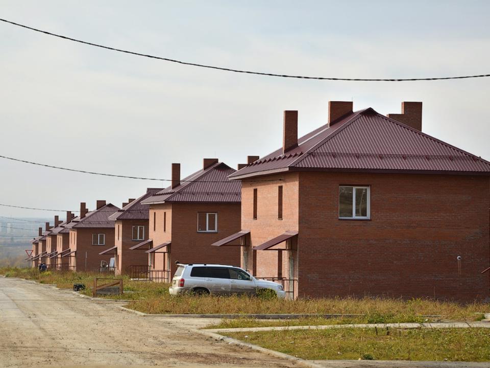 Новосибирцы начали массово избавляться от частных домов