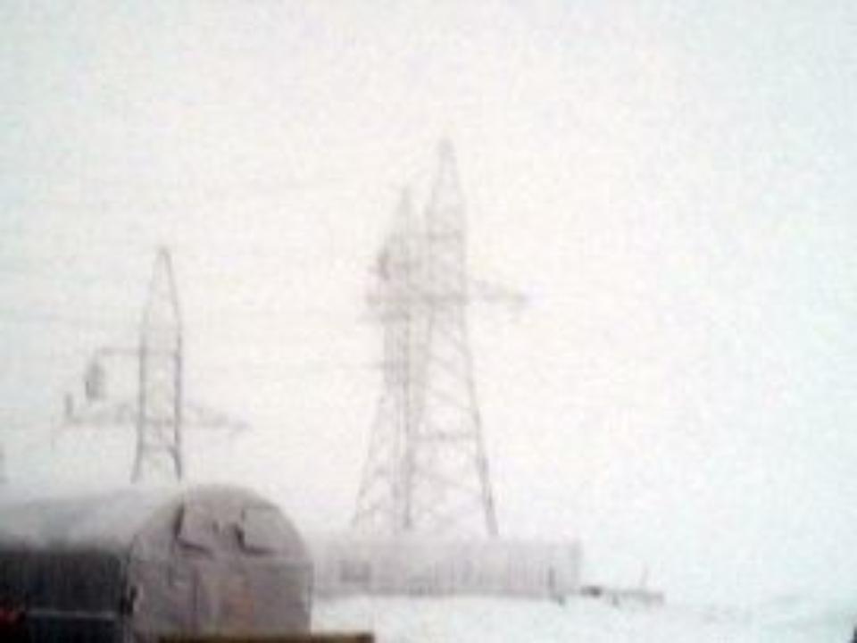 Почти 23 тысячи человек остались в Дудинке без света