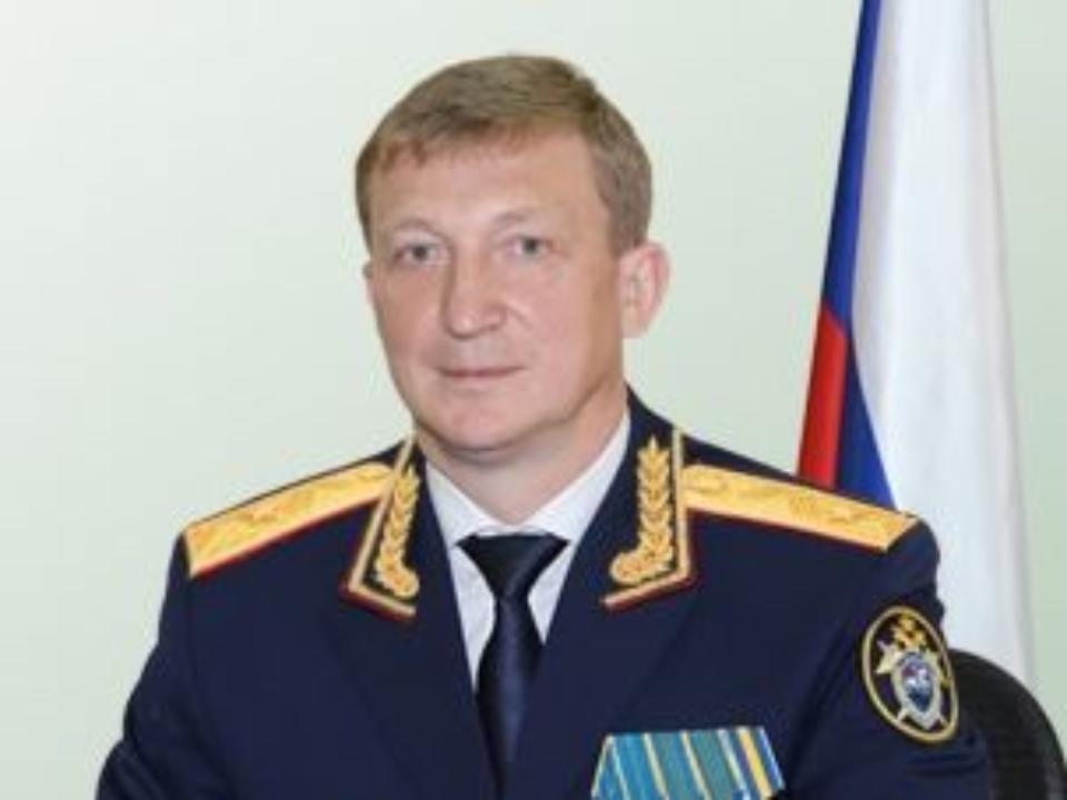 Путин назначил нового руководителя следственного комитета Кузбасса