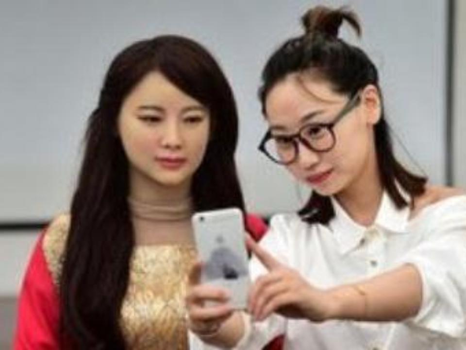 В Китае создали суперженщину