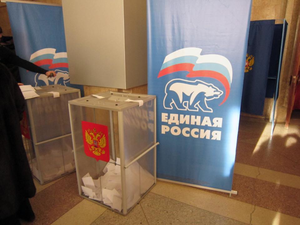 Праймериз «ЕР» пофедеральному списку отПриангарья одержал победу Сергей Брилка