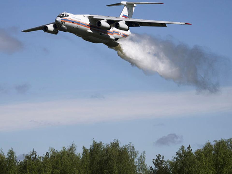 Поиски пропавшего вИркутской области Ил-76 прекращены доутра