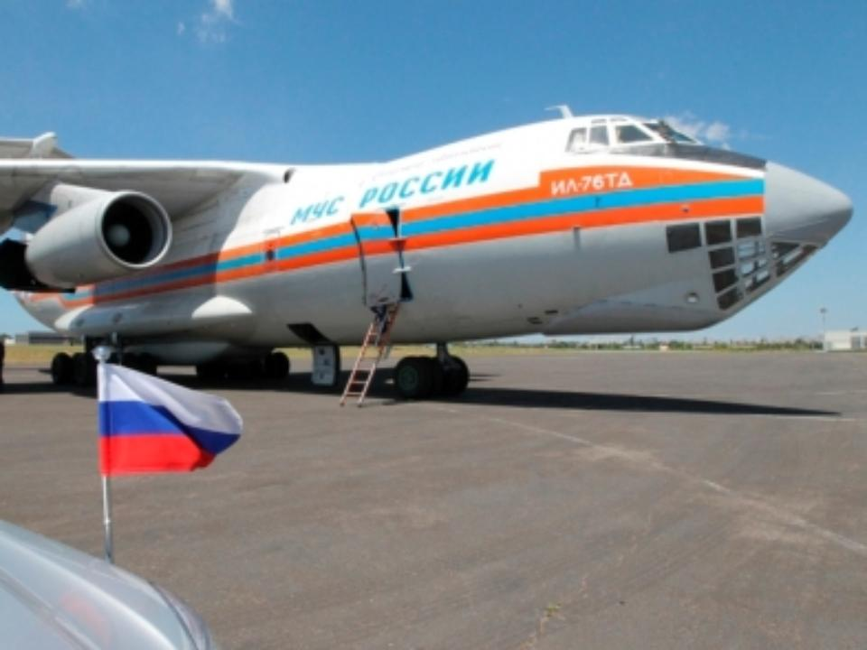 Экипаж Ил-76 отказывался отвылета вусловиях низкой видимости