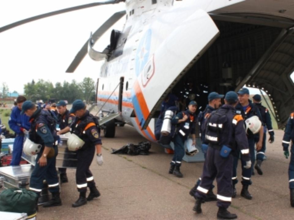 Найдены фрагменты пропавшего вИркутской области Ил-76