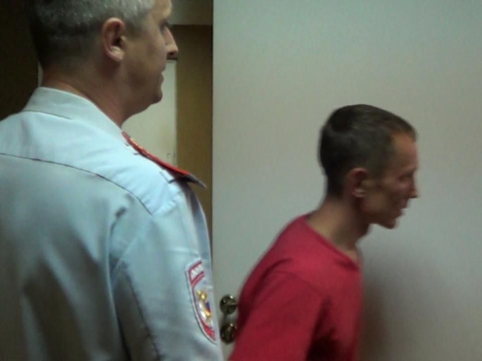 Полицейские задержали подозреваемого вподжоге дома наулице Котовского вИркутске