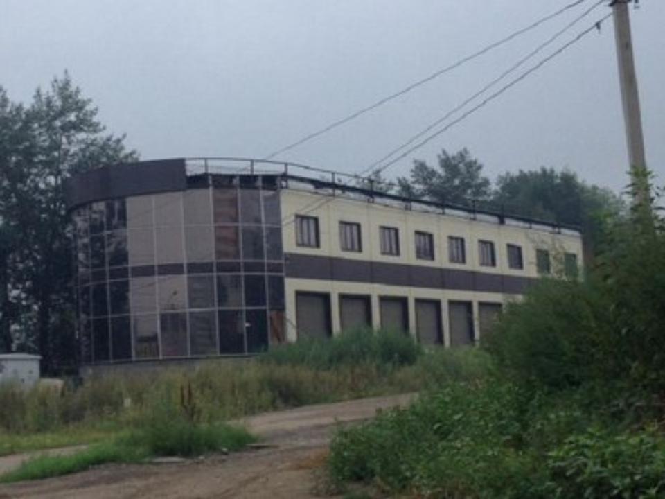ВИркутске приступили ксносу нелегально построенной автомойки