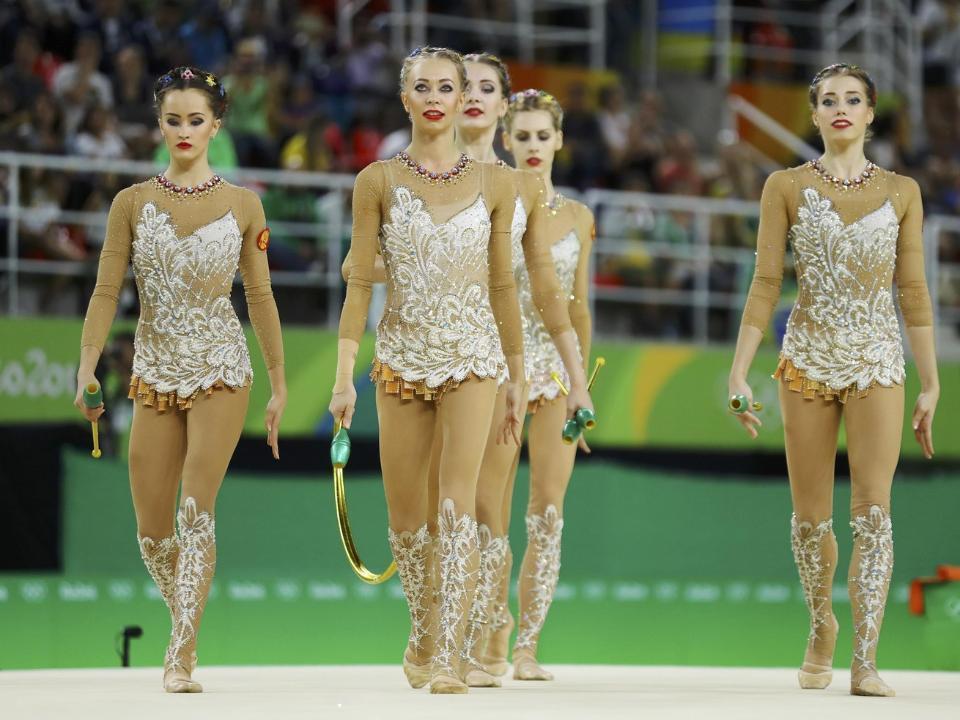 Волочкова посчитала собственной заслугой победу гимнастки на Олимпиаде