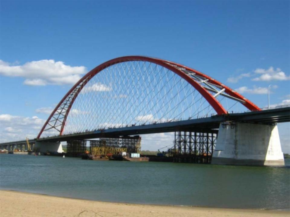 Новосибирец спрыгнул сБугринского моста инашелся наострове