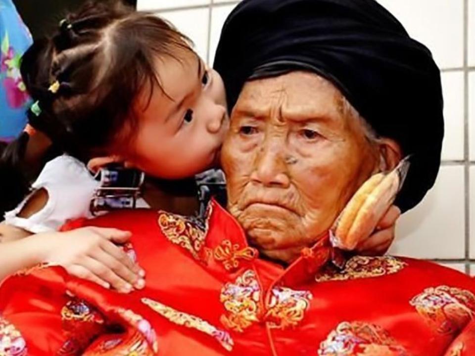 ВКитайской народной республике погибла старейшая жительница планеты