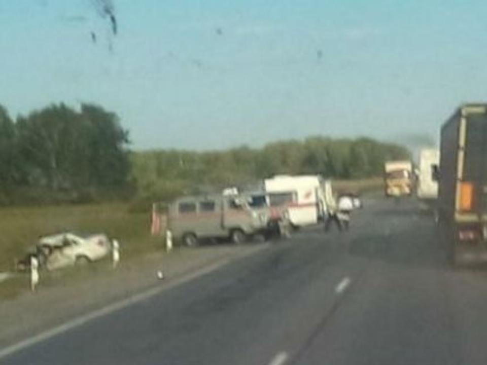 Ужасное ДТП натрассе «Омск-Новосибирск»: погибли шесть человек