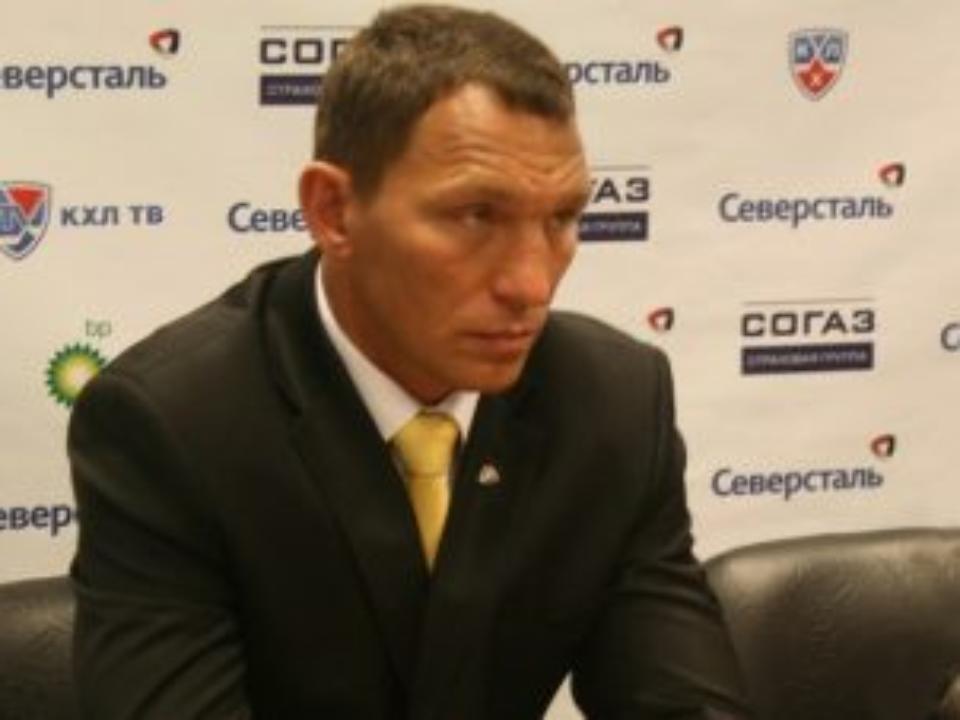 ВНовокузнецке назначили нового основного тренераХК «Металлург»