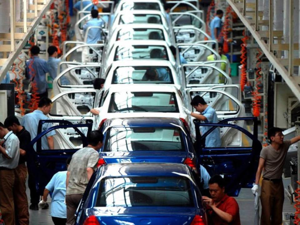 Индия вытеснила Южную Корею изпятерки крупнейших производителей автомобилей
