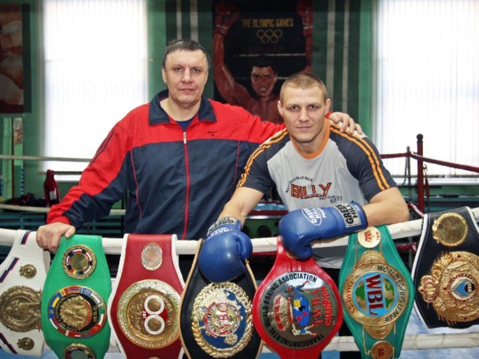 Скончался основатель школы бокса «Боевые перчатки» Валерий Беспалов