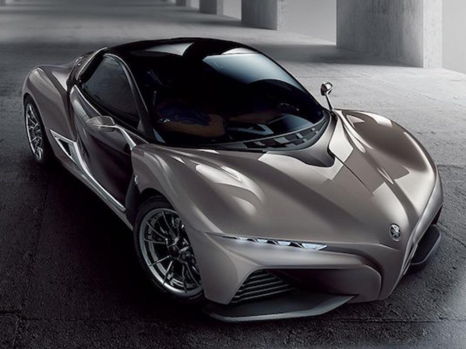 Японская компания Yamaha представит свой 1-ый автомобиль