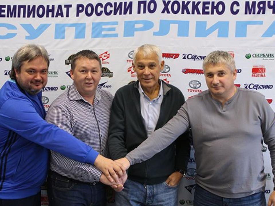 Спортивный руководитель ХК «Динамо-Москва» перешёл наработу виркутскую «Байкал-Энергию»