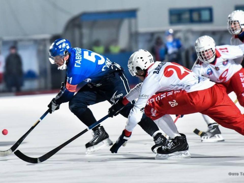 Хоккеисты «Байкал-Энергии» изИркутска обыграли соскользким счетом «Енисей»
