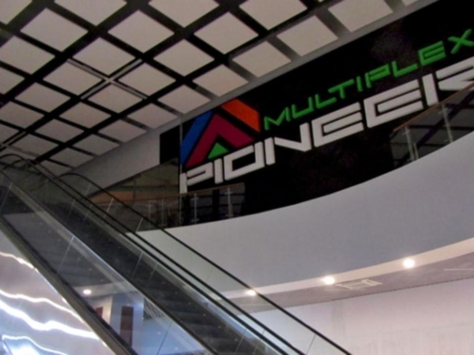 Кинотеатр сдевятью залами вТРЦ «Пионер» откроется уже на текущей неделе