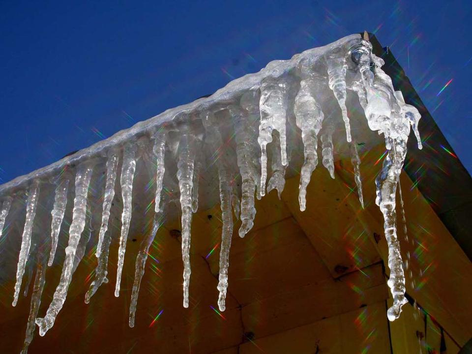 Оттепель до +1 градуса обещали синоптики