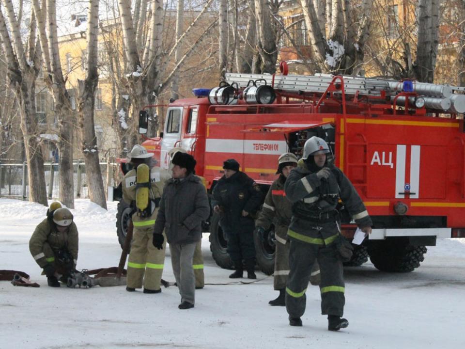 Милиция задержала мужчину, подозреваемого вподжоге жилого дома вИркутске