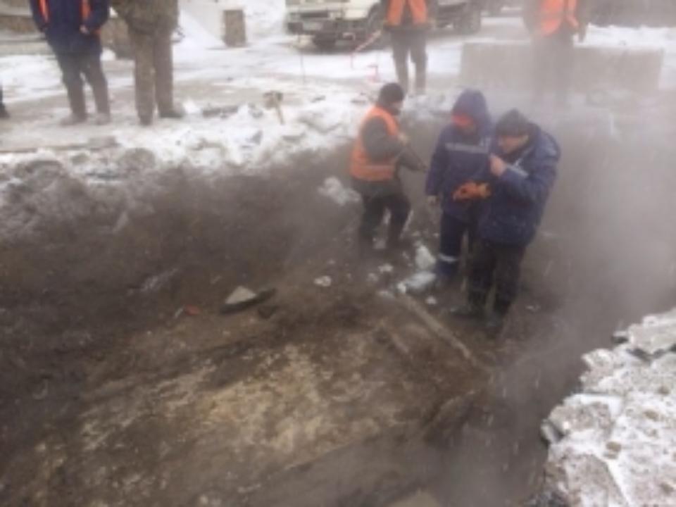 Ваварийно отключенные дома Новосибирска возвратилось тепло