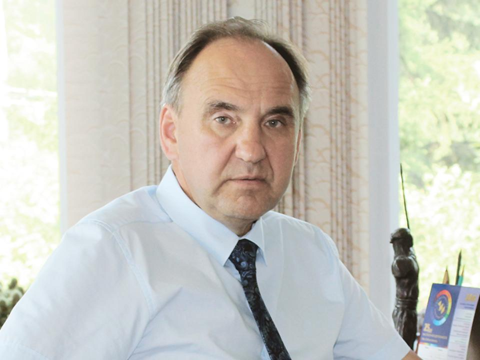 Иркутского академика Игоря Бычкова выдвинули кандидатом напост председателяСО РАН