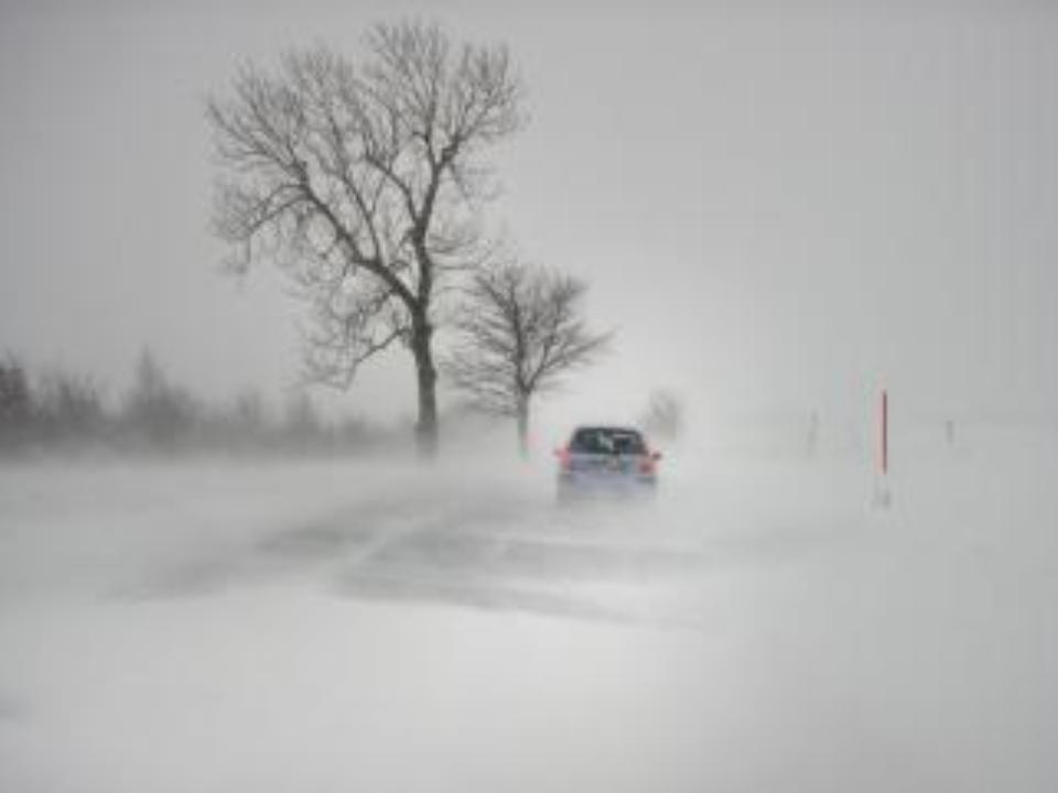 4 дороги закрыты вАлтайском крае из-за непогоды