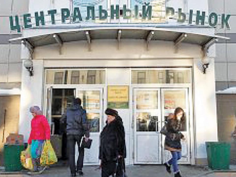 Милиция Иркутска проверяет информацию о вероятном минировании Центрального рынка