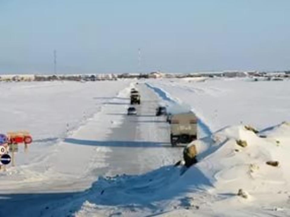42 ледовые переправы действуют вИркутской области