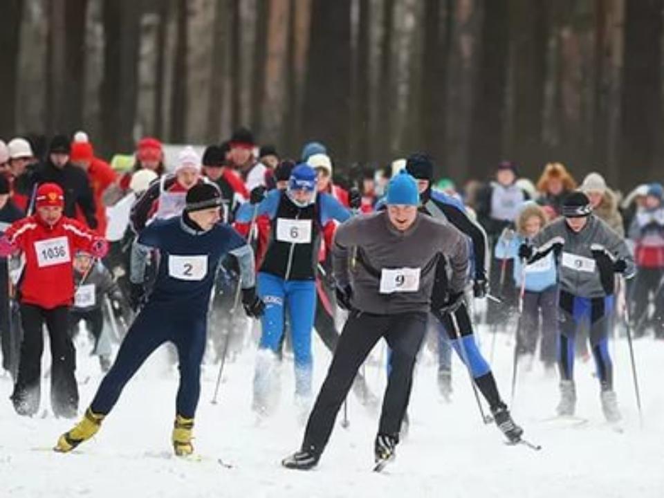 Нагонки «Лыжня России» приглашает окружной Центр физической культуры испорта