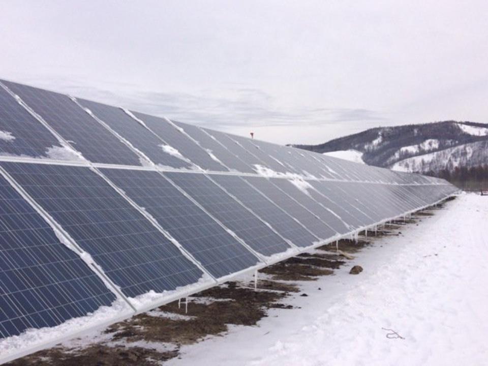 ВЗабайкальском крае Хевел запустила 1-ю в Российской Федерации солнечно-дизельную электростанцию