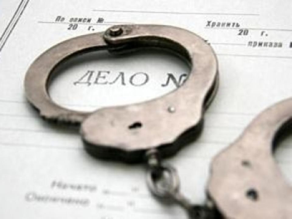 Арестован мэр Тайшетского района— «Артезианское» мошенничество