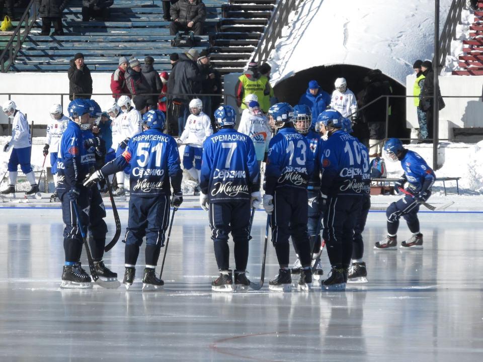«Байкал-Энергия» одержал победу седьмой матч подряд навтором этапеЧР побенди