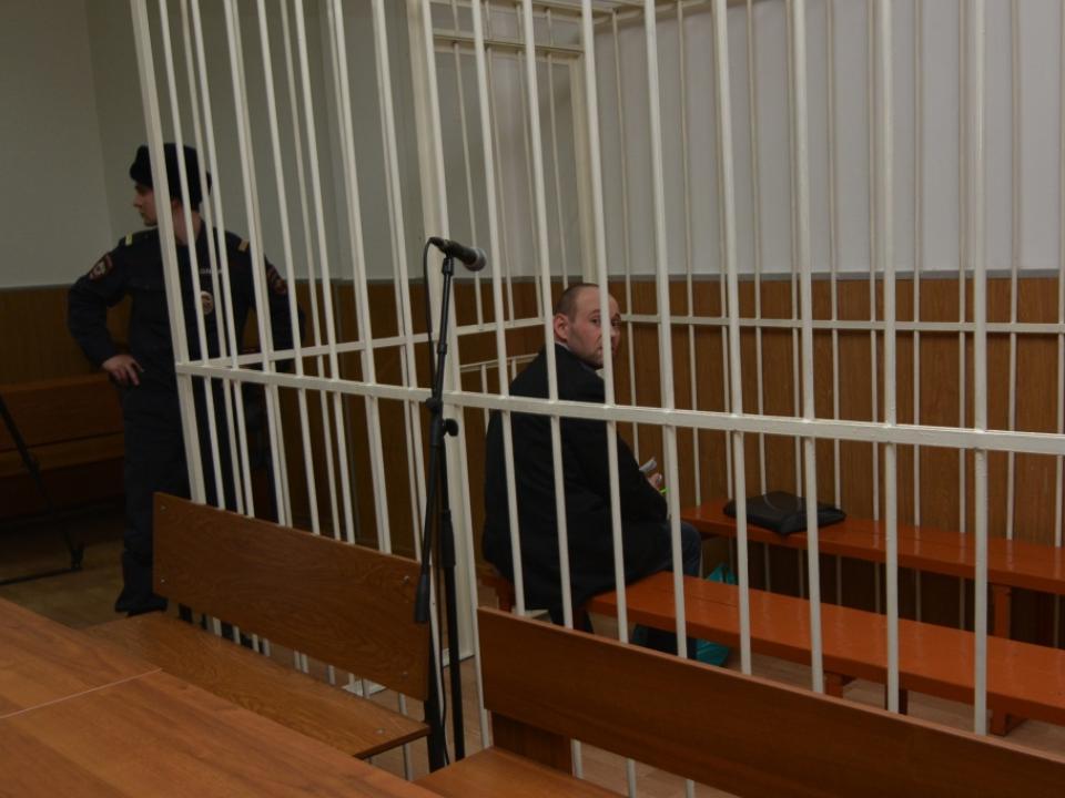 Забайкальский краевой суд вынес вердикт убийце депутата Читинской областной Думы