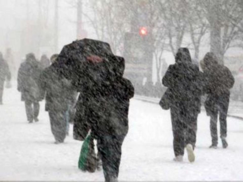 НаКамчатку надвигается снежный циклон