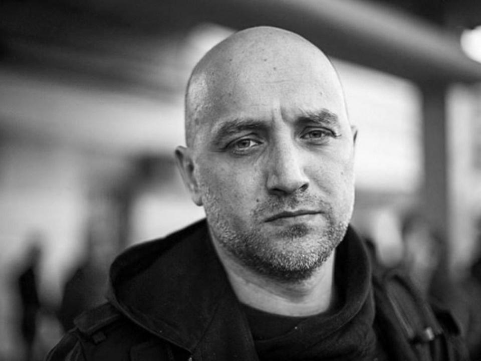 Захар Прилепин снялся картине новосибирского кинорежиссера