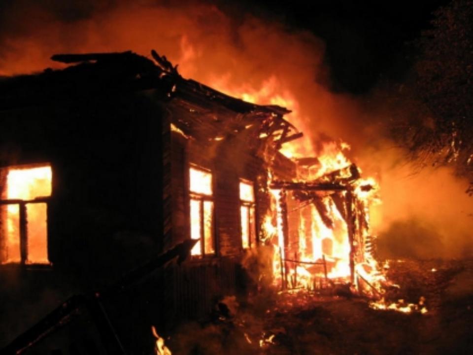 Три человека погибли сгорели в личном доме вИркутской области