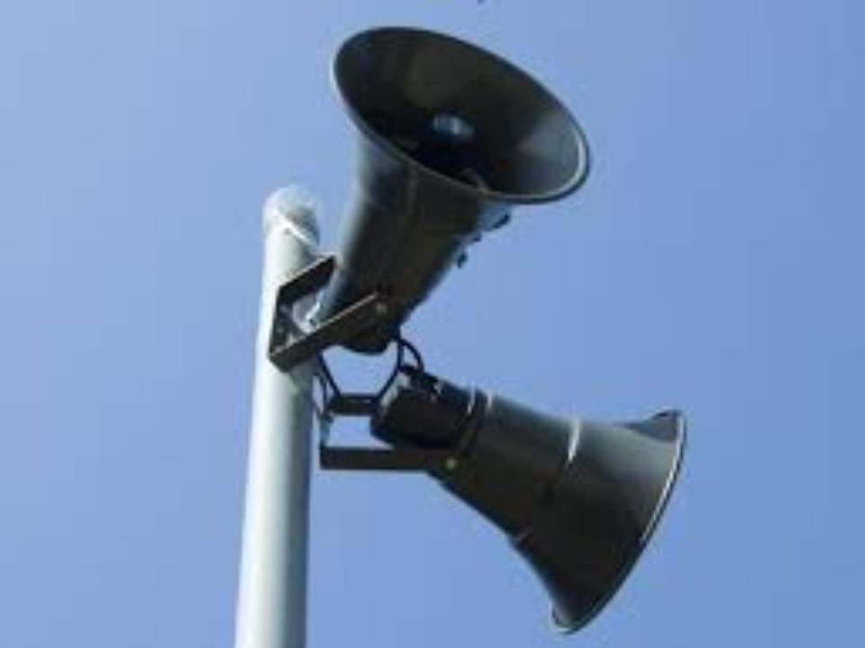 24марта вПриангарье проверят работу систем оповещения