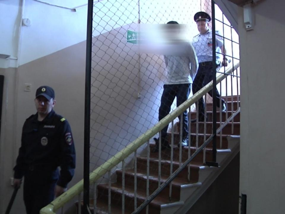 ВИркутске схвачен подозреваемый вразбоях нацветочные салоны