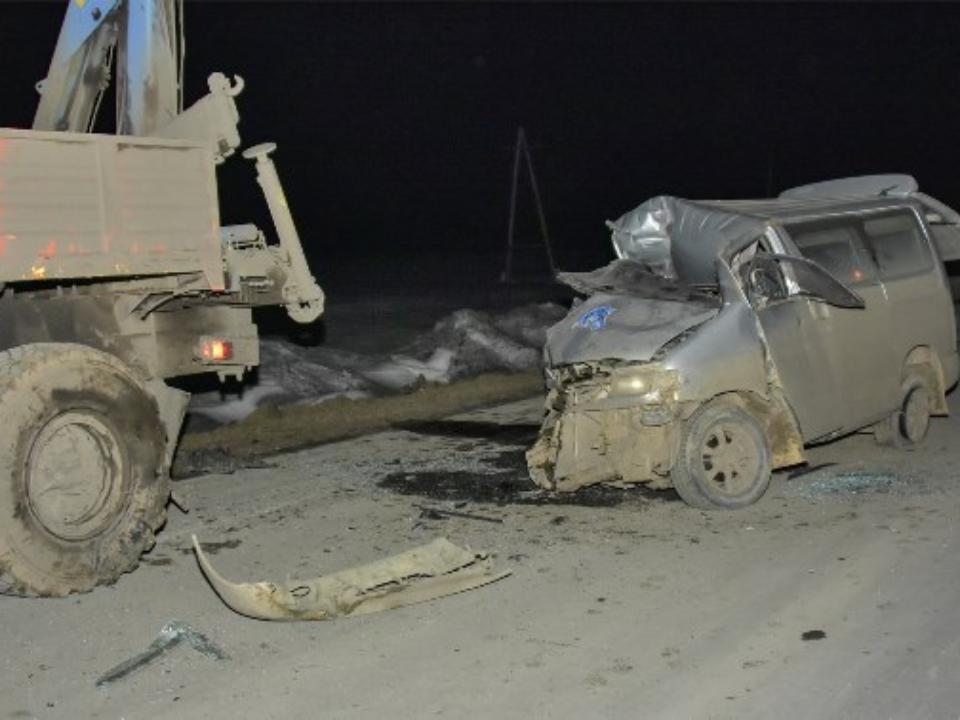 ВУглегорском районе вДТП умер шофёр иномарки