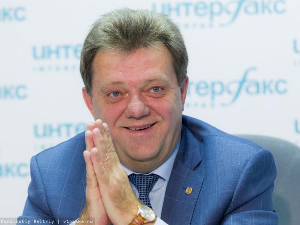 Мэр Томска заработал загод 200 млн. руб.
