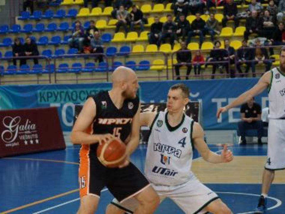 «Новосибирск» водном шаге отфинала— Баскетбол