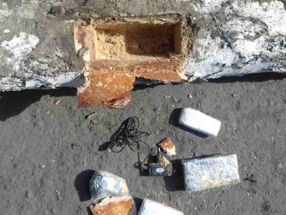 Усольчанин пытался провезти висправительную колонию телефоны исим-карты вбревне