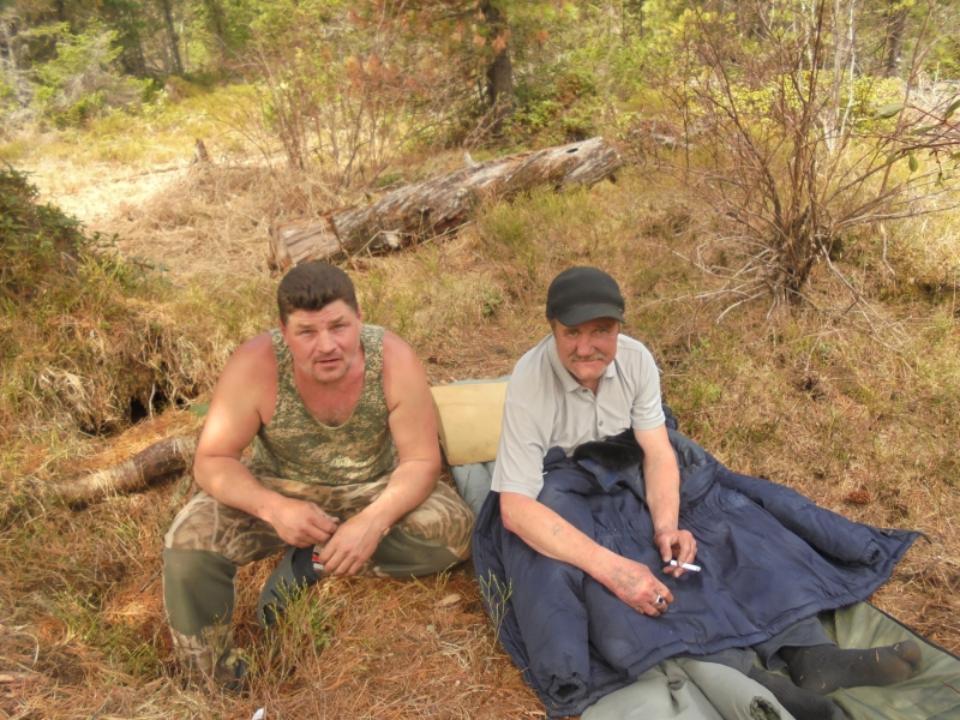 ВПриангарье спасен пенсионер, блуждавший влесу двое суток