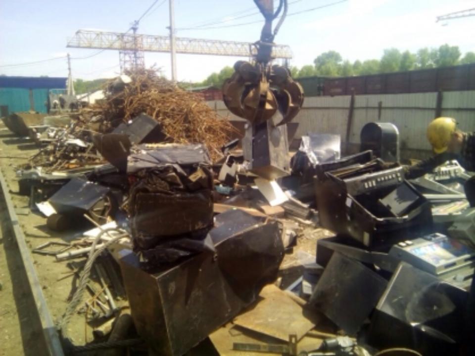 ВИркутске уничтожили 65 игровых автоматов