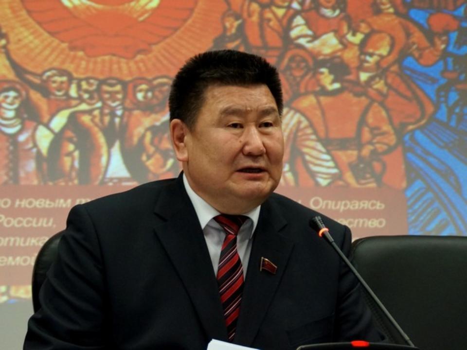 БРО ЛДПР выдвинули кандидатом навыборы руководителя Бурятии Сергея Дороша