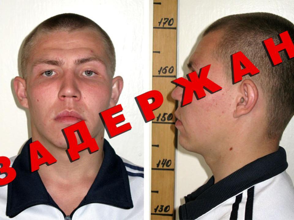 Сбежавшего изколонии-поселения заключенного задержали вИркутске