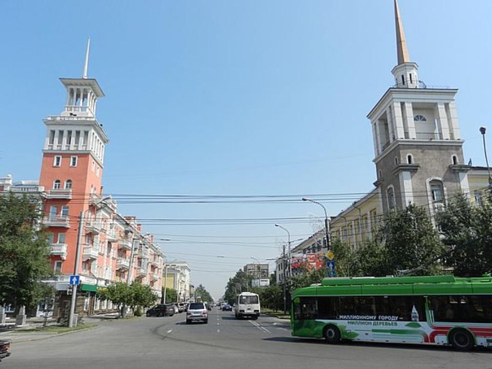 ВКрасноярске уменьшается количество зарегистрированных авто