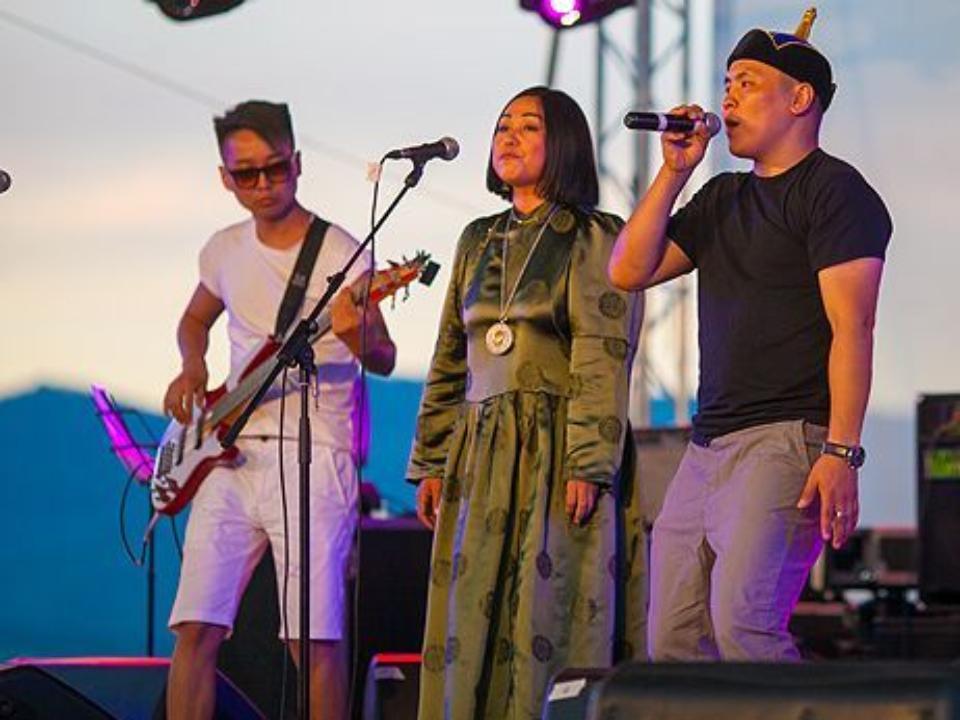ВБурятии начался фестиваль «Голос кочевников»