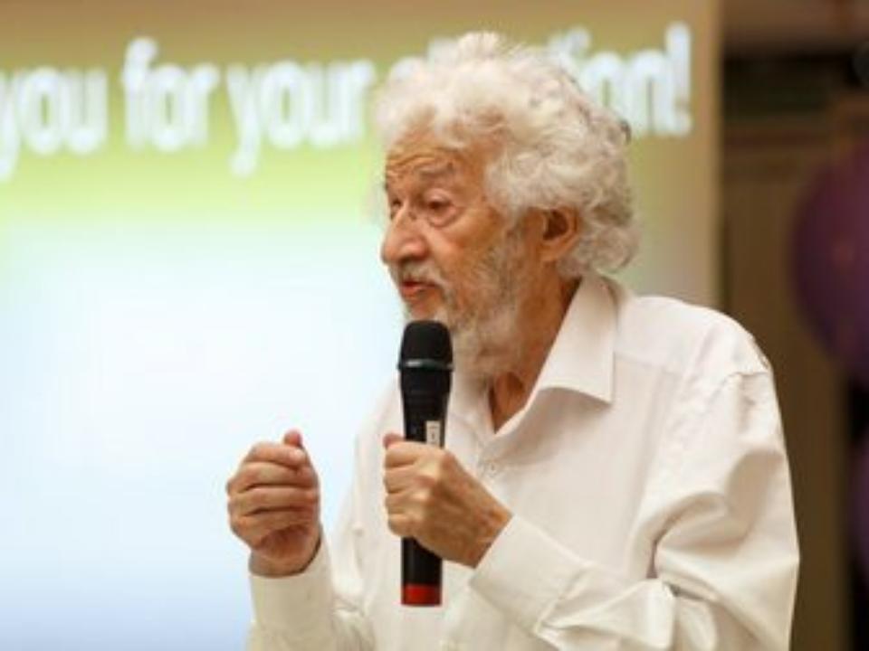 Ушёл изжизни красноярский учёный иэколог Рем Хлебопрос